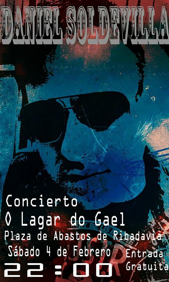 """Concierto en """"O Lagar do Gael"""""""