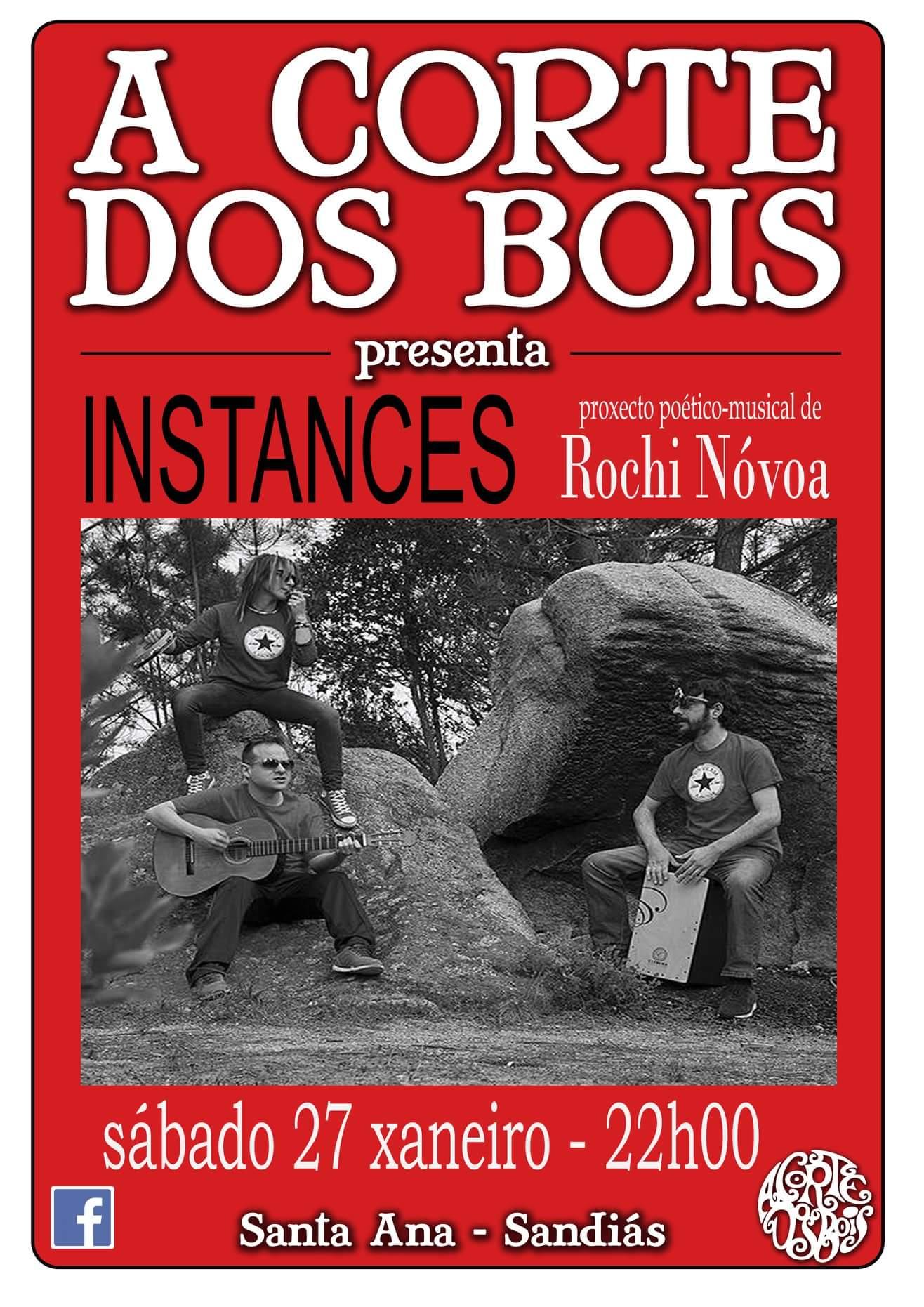 Instances 27/21/2018 A Corte dos Bois